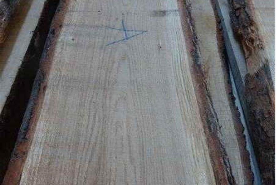 Eichenschnittholz
