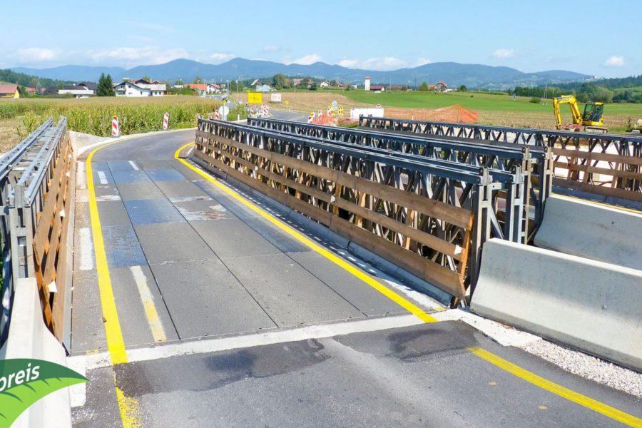 Aufbau der Infrastruktur