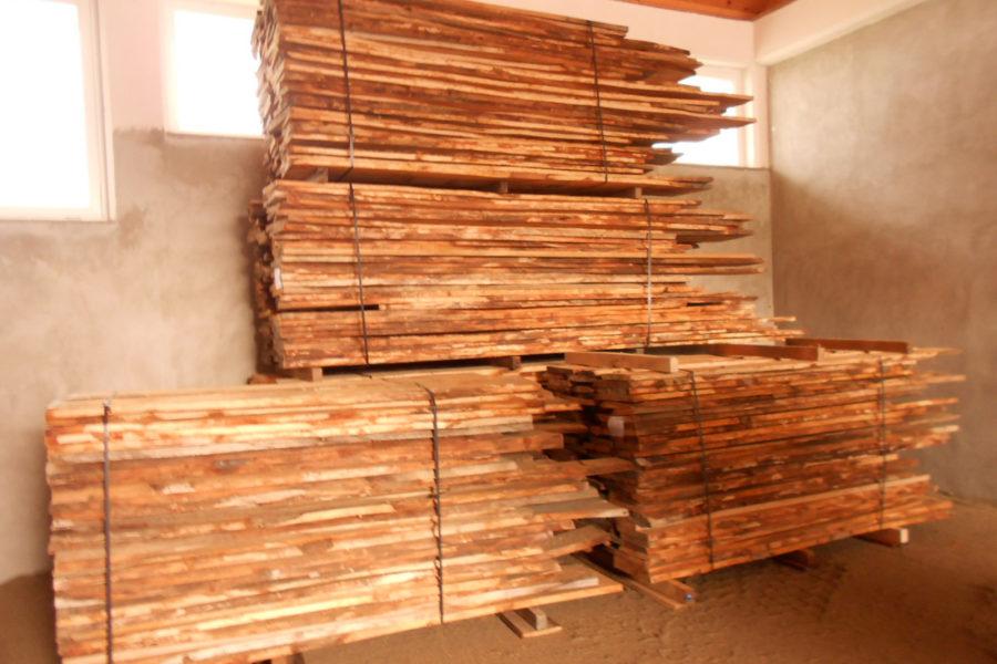 Žagan les češnje