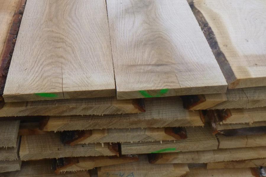 Hrastov žagan les