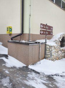 Avtomatski defibrilator Montpreis